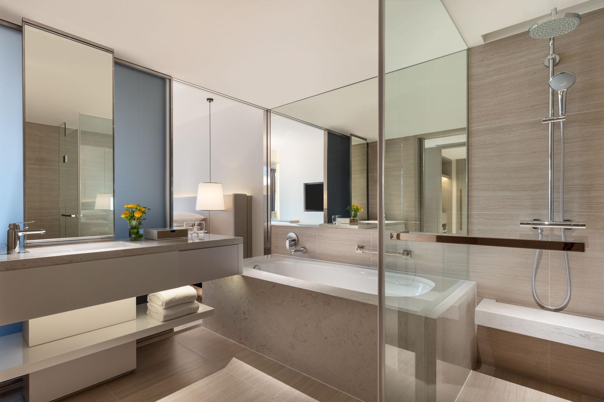 萬怡套房 浴室