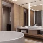 總統套房 浴室
